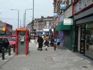 My old stomping ground in London's Stamford Hill