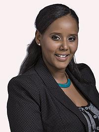 Israeli-Ethiopian Member of Parliament - Pnina Tamana Shata